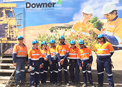 Downer Aboriginal and Torres Strait Islander program in Blackwater