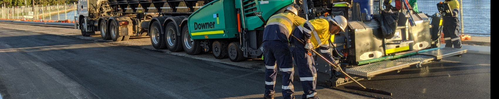 Pavement surfacing solutions
