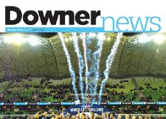 March issue of Downer News