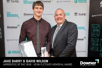TAFE Apprentice of the Year