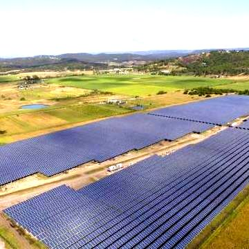 Sunshine Coast Solar Farm switched on