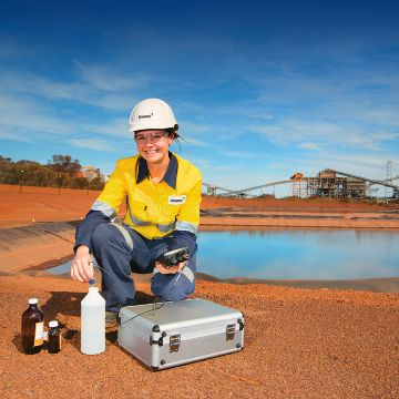 Recruiting women in mining