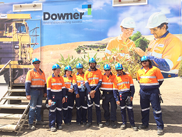 Downer ATSI program in Blackwater