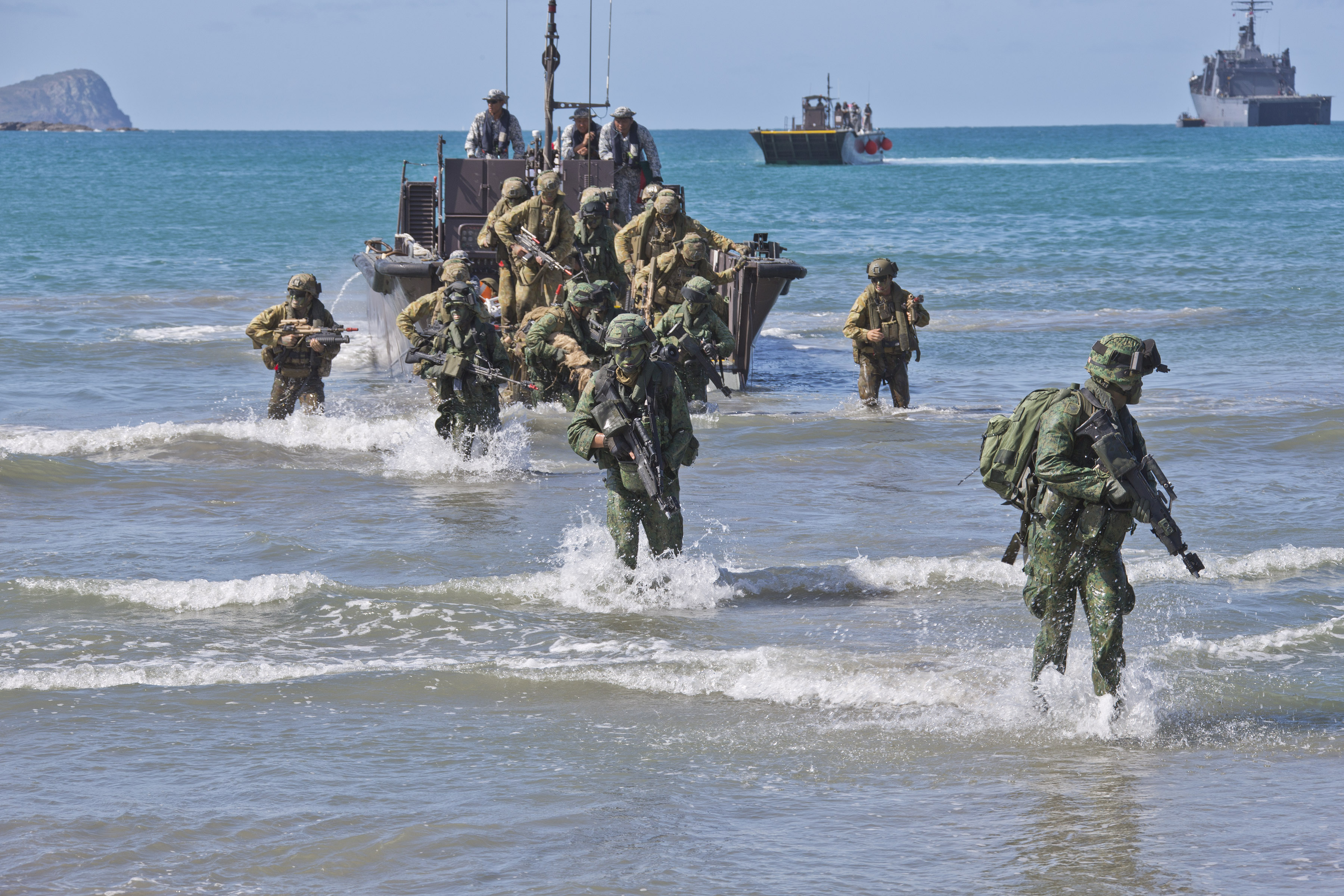 Shoalwater Bay Defence contract