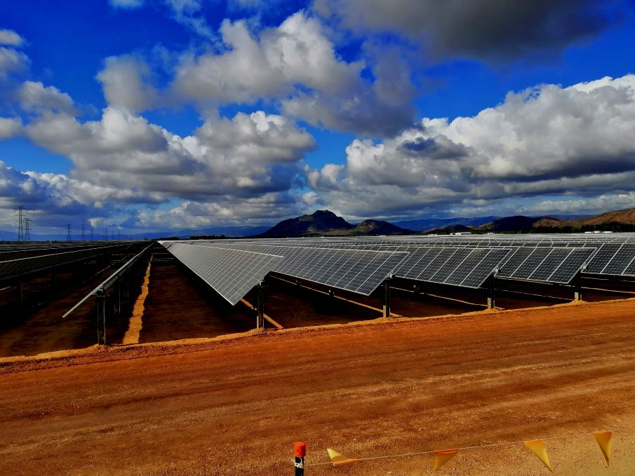 Downer to build Australia's largest solar farm