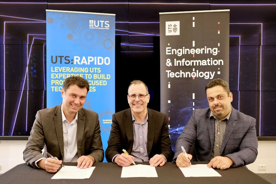 Downer, UTS and IMCRC form research alliance