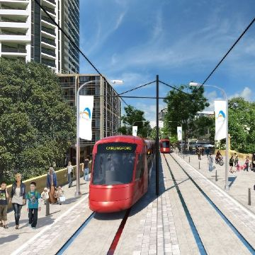Downer awarded Parramatta Light Rail contract