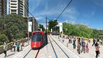 Downer JV awarded Parramatta Light Rail contract