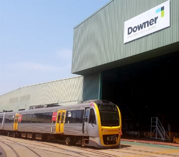 Downer secures $80 million Queensland Rail contract