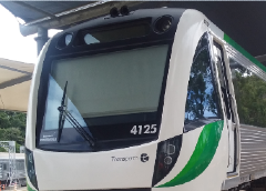 A long road home for Perth's B-Series train