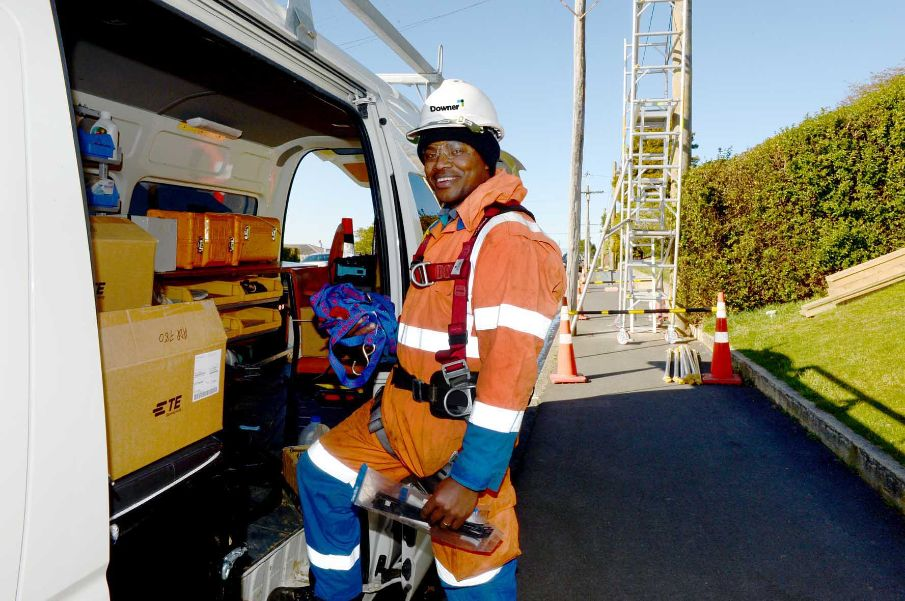 Downer secures $220 million contract with Chorus