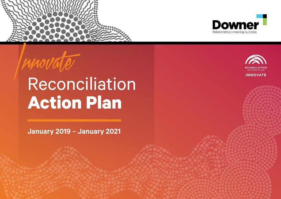 Downer launches Innovate Reconciliation Action Plan