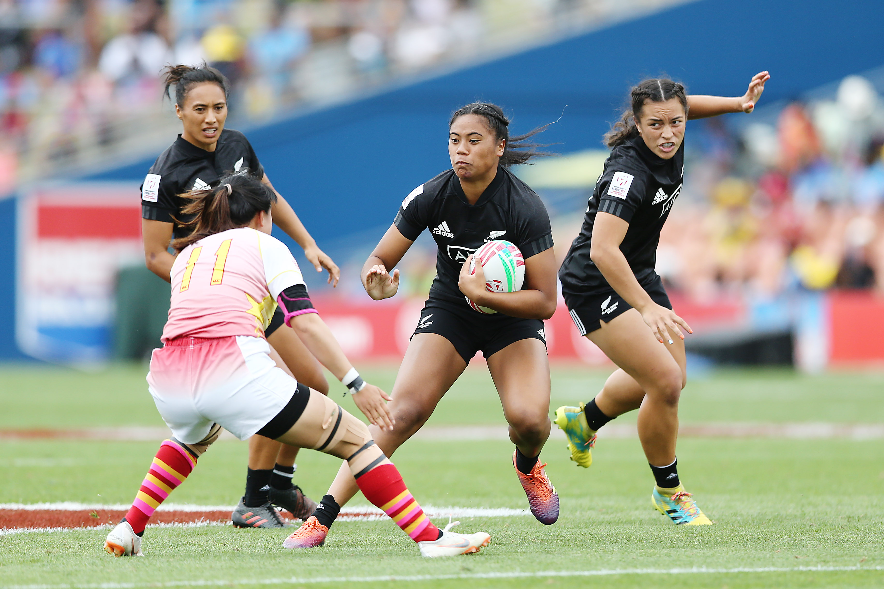 New partnership provides welcome boost to women's and Māori rugby