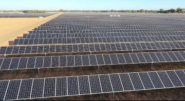 Numurkah Solar Farm begins full scale commercial operations