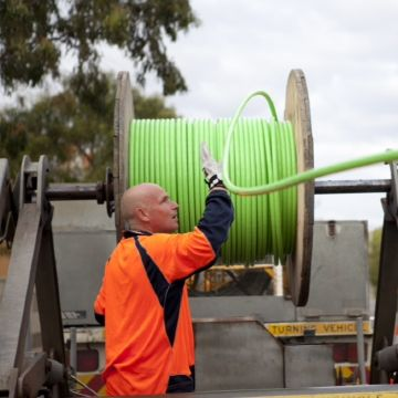Rock and roll-out of the nbn™