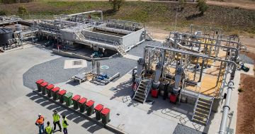 Upgraded Yeppoon Sewage Treatment Plant now operational