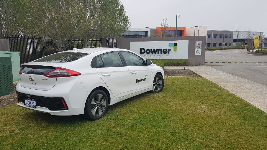 Electric vehicles debut in WA