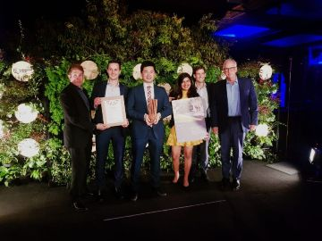 Downer wins Victorian Premier's Sustainability Award