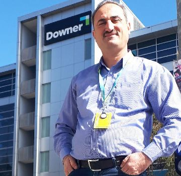 "Sameer's story: ""When I got my job at Downer, I felt like I was born for the second time."""