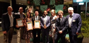 Downer wins NSW Government Green Globe Award