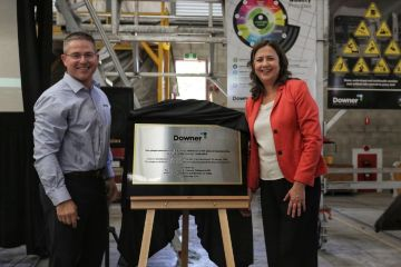 Downer celebrates 150 years of manufacturing in Maryborough