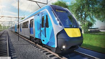 Downer High Capacity Metro Trains – Melbourne, Victoria