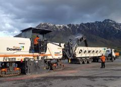 'Groundbreaking' new low carbon asphalt used for Queenstown Airport resealing project