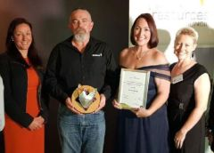 Indigenous employment and training program award