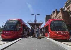 Newcastle Light Rail receives ICSA rating