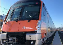 First Sydney Growth Train enters service